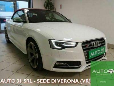 usata Audi A5 Cabriolet 1ª serie S5 3.0 V6 TFSI 333 CV quattro S tronic