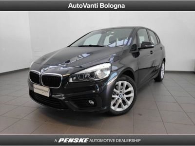 usata BMW 218 Active Tourer d Advantage