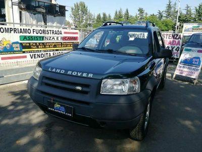 usata Land Rover Freelander 2.0 Td4 16V cat Station Wagon