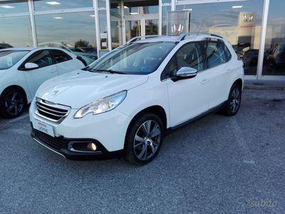used Peugeot 2008 1.6 e-HDi 115 CV Stop&Start Allure