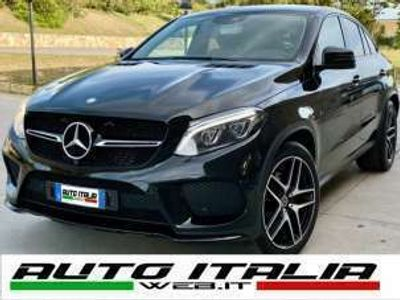 usata Mercedes GLE350 D 4MATIC COUPE PREMIUM PLUS+CAMERA360+21+NAVI+SENS Diesel