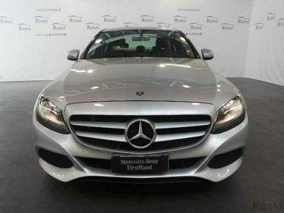 usata Mercedes C180 d (BT) Business auto