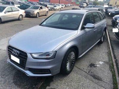 usata Audi A4 Avant 2.0 TDI clean diesel multitroni