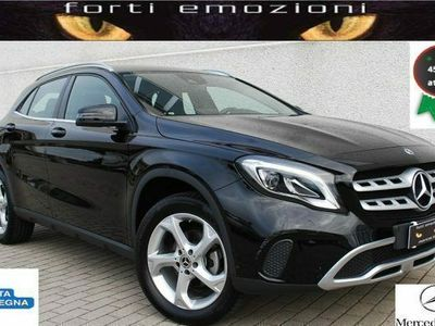 usata Mercedes GLA180 limited edition sport
