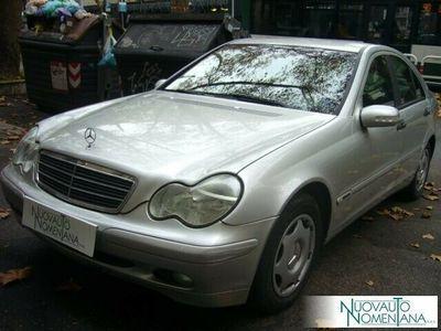 usata Mercedes C220 ClasseCDI cat Classic usato