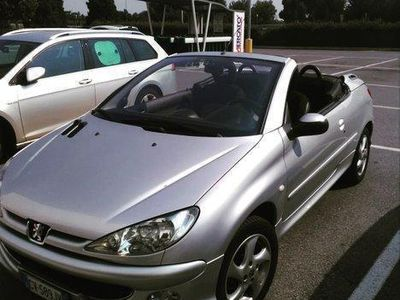 usata Peugeot 206 CC 1.6 16V CC
