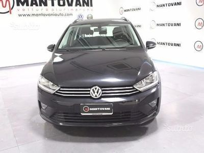 usata VW Golf Sportsvan Golf Sportsvan 1.6 TDI 110CV Comfortline BlueMot.Tech.