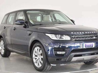usata Land Rover Range Rover Sport 3.0 TDV6 SE 7 POSTI-PELLE TOTALE-SEDILI 14 VIE