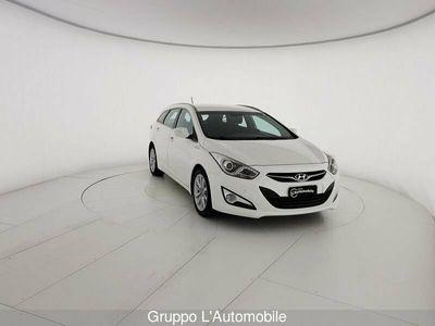 used Hyundai i40 wagon 1.7 crdi Style 136cv auto