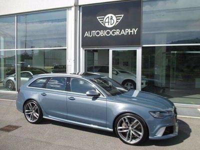 usata Audi RS6 Avant 4.0 TFSI EXCLUSIVEList.192.122€ 3ANNIGARAN