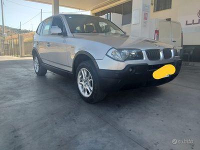 usata BMW 2000 X3 DIESEL motor