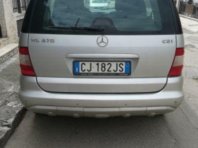used Mercedes ML270