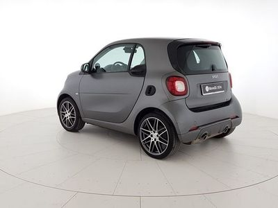 brugt Smart ForTwo Coupé BRABUS 0.9 Turbo twinamic Xclusive