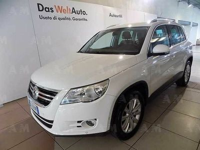 usata VW Tiguan 2.0 TDI 140 CV 4MOTION Sport &am
