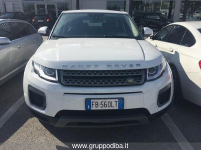used Land Rover Range Rover evoque Evoque RR 1ª SERIE 2.0 TD4 5P. PURE