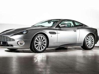 usata Aston Martin Vanquish 16000 KM ORIGINALI