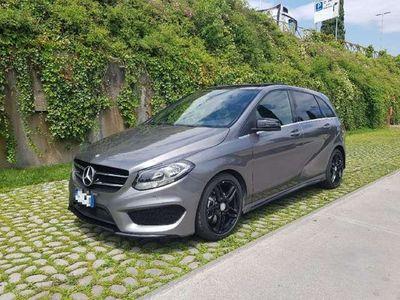usata Mercedes B200 d Automatic 4Matic Premium