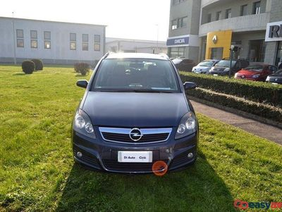 usata Opel Zafira 1.9 cdti 120cv cosmo diesel