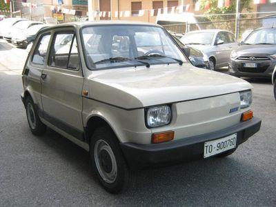 usata Fiat 126 AUTOEMILIA