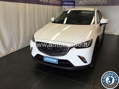 gebraucht Mazda CX-3 CX-31.5d Exceed 2wd 105cv
