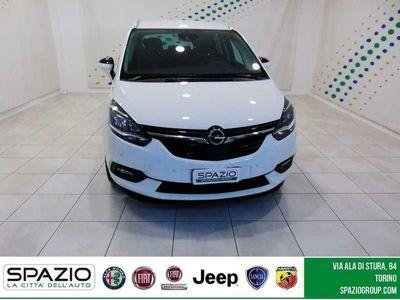 usata Opel Zafira Tourer Zafira IV 2017 zafira 1.6 cdti Innovation s&s 134cv my19 usata a Torino