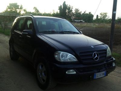 usata Mercedes ML270 ML 270 turbodiesel cat CDI SE Leather