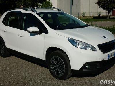 second-hand Peugeot 2008 1.2 e-vti 82 cv s&s etg5 allure benzina