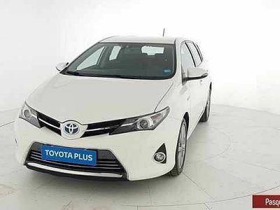 brugt Toyota Auris Hybrid 2ª serie 1.8 Hybrid Lounge