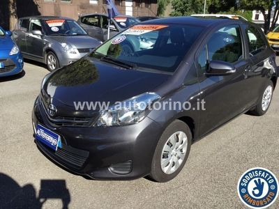 used Toyota Yaris YARIS1.0 Active 3p