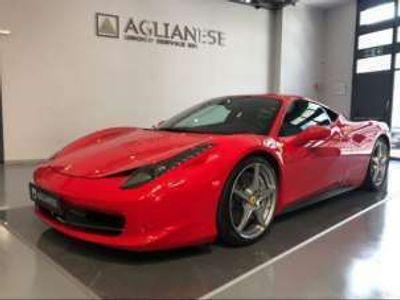 usata Ferrari 458 Italia DCT Benzina