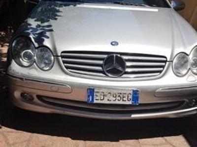 begagnad Mercedes CLK270 CDI cat Avantgarde OTTIMA IN TUTTO