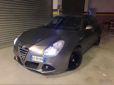 usado Alfa Romeo Giulietta 1.6 EC