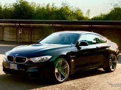usado BMW M4 DKG Full Opt. Uniorop. Perfetta!
