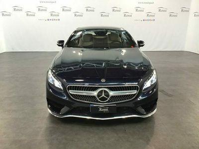 usata Mercedes E400 sec coup Maximum 4matic auto