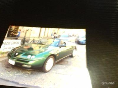 usata Alfa Romeo 2000 Spiderscritta ASI