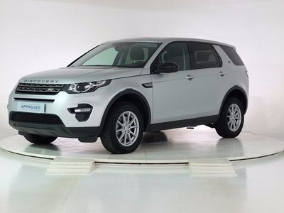 begagnad Land Rover Discovery Sport 2.0 TD4 150 CV Pure
