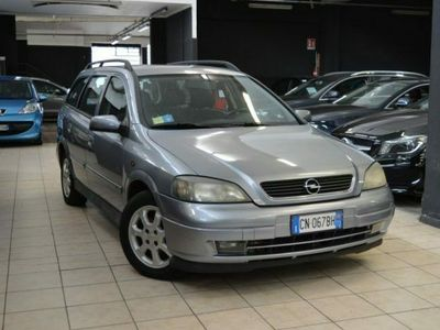 usata Opel Astra 1.7 16V CDTI cat Station Wagon Club C