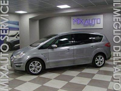 brugt Ford S-MAX 2.0 TDCI 120kw Titanium EU5