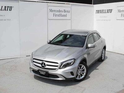 brugt Mercedes GLA220 GLA 220CDI Automatic 4Ma FH