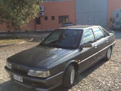 usata Renault 21 turbo - 1989
