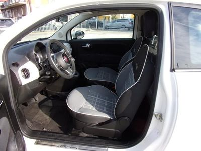 usata Fiat 500C 2015 Benzina 1.2 Lounge 69cv dualogic my18
