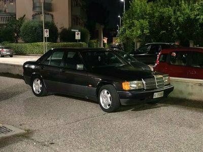 usata Mercedes 190 metano ASI