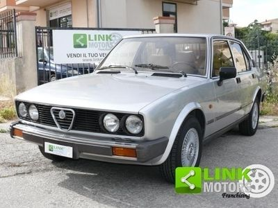 brugt Alfa Romeo Alfetta 2.0i Quadrifoglio Oro