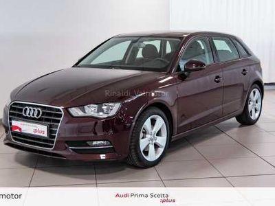 usata Audi A3 SPB 1.4 TFSI Ambition