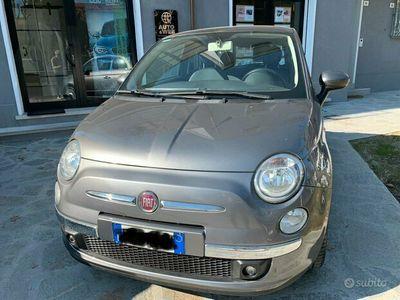 usata Fiat 500 1.2 69cv BI-FUEL GPL LOUNGE 03/2013
