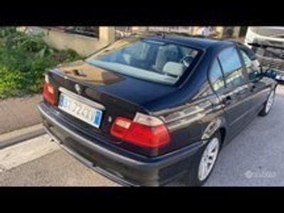 usata BMW 320 e46 2001 d