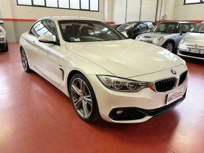 usata BMW 420 d Cabrio Msport Superfull 1 Proprietario Solo 88000km