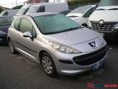 usata Peugeot 207 1.4 8v 75cv 3p. energie eco gpl grandinata benzina/gpl