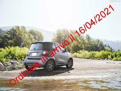 usata Smart ForTwo Cabrio EQ PASSION DEL 2021