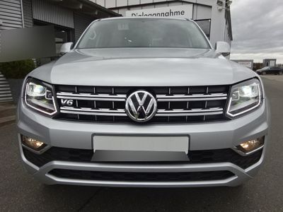 käytetty VW Amarok Dc Highline 3.0 Tdi Tiptronic +18 Zoll+na